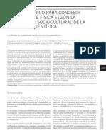 Modelo teórico para concebir las clases de física según la orientación sociocultural de la educación científica
