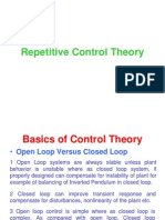Repetitive Control Theory