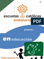 Presentación en Educacion Todos Tenemos Los Mismos Derechos