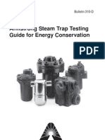 Steam Trap Inspection