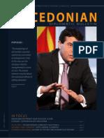 Macedonian Diplomatic Bulletin