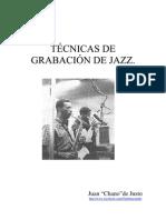 Técnicas de Grabación de Jazz