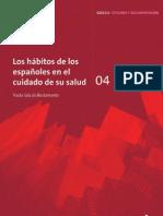 04 (Segunda Etapa)  Los hábitos de los Españoles en el cuidado de la salud