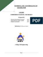 Embedded Report