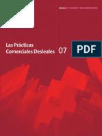 07 (Segunda Etapa)  Las prácticas comerciales desleales