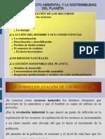 Tema 5. El Impacto Ambiental y La Sostenibilidad Del Planeta