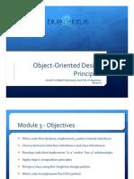Module 03 - Object-Oriented Design Principles