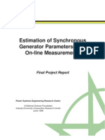 Heydt Synchronousgenerator Finalreport s15 7june2005