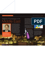 E-Forex magazine Middle East Regional Perspective