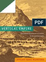 Verticle Empire by Jeremy Ravi Mumford