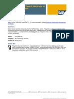 SAP CRM WebUI Saved Search