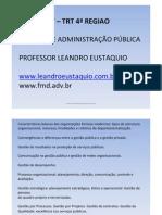 Processo Organizacional - 4 - Banco de Questões