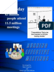 Running Effective Meetings Presentation