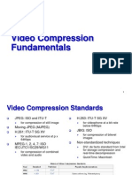 Video Compression Fundamentals