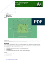 Aerobic Possession Grids