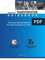 Smart Transportation Guidebook