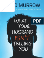 What Your Husband Isn't Telling You