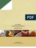 Restrictions Fullreport