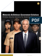 BROCHURE AirDefense Solutions for Government