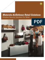 BROCHURE AirDefense Solutions for Retail