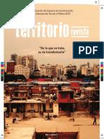 Tapa Revista Territorio