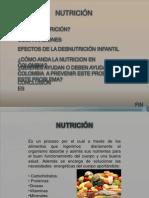 Nutricion en Colombia