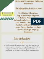 Inventarios.pptx Exposision Administracion de Operaciones.