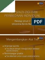 PB12MAT_12Bahan - Tes Psikologi Dan Perbedaan Individual Pert 12