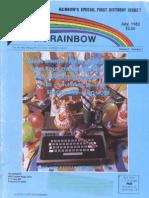 The Rainbow (July 1982)