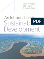 An Introduction to Sustainable Development Rogers