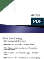 Array in Java