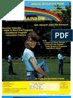 The Rainbow (September 1982)