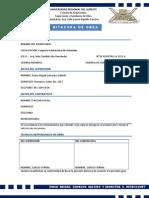 Reporte de Residencia de Obra (STA. ROSA)