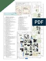 Campus Map Print 8-27