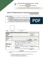 Modelo de Examen Parcial administra