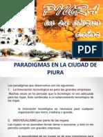 Paradigmas en La Ciudad de Piura