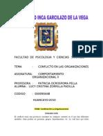 Comportamiento Organizacional II Trabajo[1]