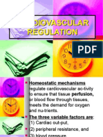 Cardiovascular Regulation