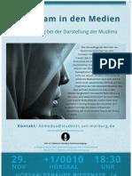 Der Islam in den Medien