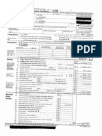 Mitt & Ann Romney Tax Return