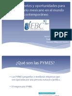 Oportunidad Empresario Mexicano