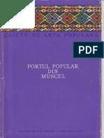 81298589 Florescu F B Portul Popular Din Muscel Caiete de Arta Populara 1957