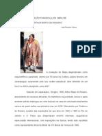 A Condição Paradoxal da Obra de Arthur Bispo do Rosário