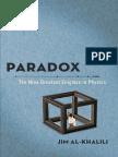 Paradox by Jim Al-Khalili - Excerpt