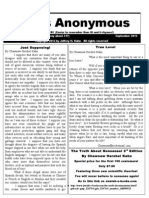 Idiots Anonymous Newsletter 31
