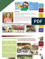 Edición N° 12 Boletín Institucional Cafeteando Ando - Septiembre 2012