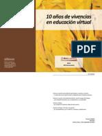 Net-Learning Libro Aniversario - 10 años de vivencias en educación virtual