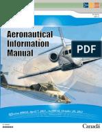 Aeronautical Information Manual