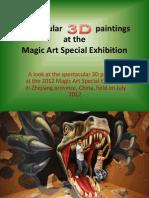 Spectacular 3D Art