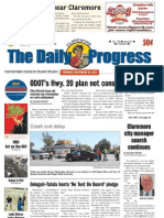 Claremore Daily Progress